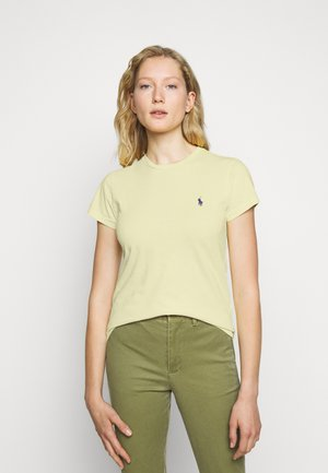 T-shirt basic - banana peel