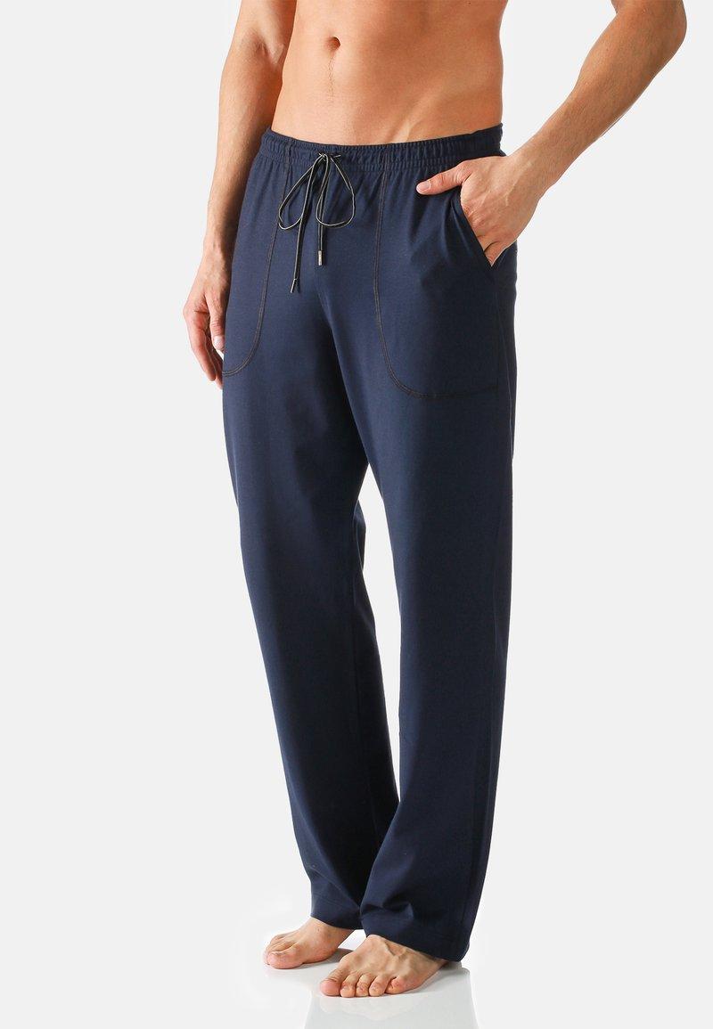 Mey - Pyjama bottoms - yacht blue