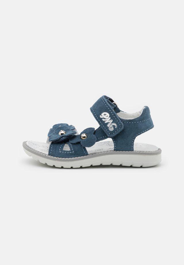 Sandali - azzurro