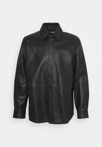 Nudie Jeans - HUGO - Shirt - black - 0