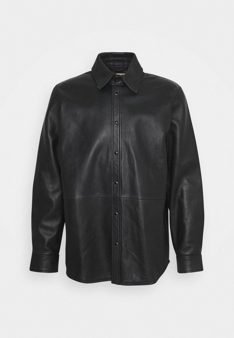 Nudie Jeans - HUGO - Shirt - black