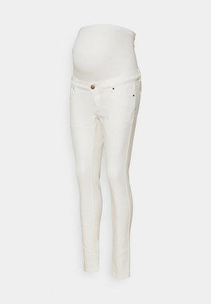 CLASSIC SKINNY - Skinny džíny - ecru