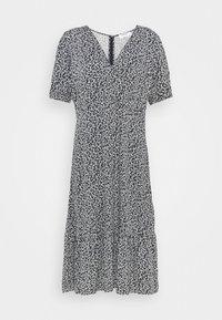 Moss Copenhagen - LAURALEE RAYE DRESS - Kjole - dark blue - 3