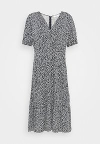 Moss Copenhagen - LAURALEE RAYE DRESS - Denní šaty - dark blue - 3
