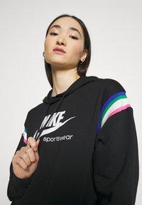 Nike Sportswear - HOODIE - Sweat à capuche - black/sail/white - 3