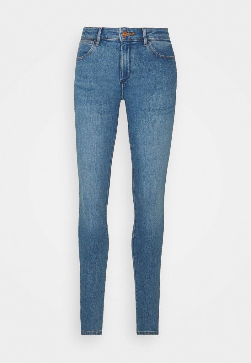 Wrangler - Jeans Skinny Fit - vintage soft
