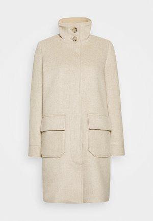 MODERN COAT - Classic coat - powder beige