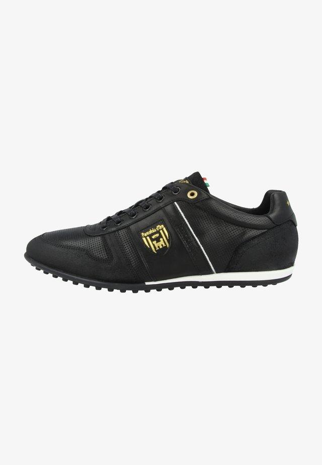 ZAPPONETA UOMO LOW - Sneakers laag - black