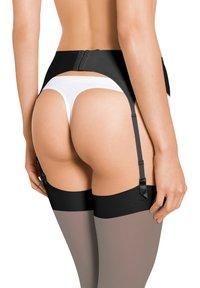 Wolford - Suspenders - black - 1