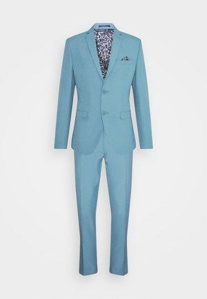 PLAIN SUIT SET - Oblek - turquoise