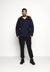 The North Face - ZANECK JACKET UTILITY - Ulkoilutakki - aviator navy - 1