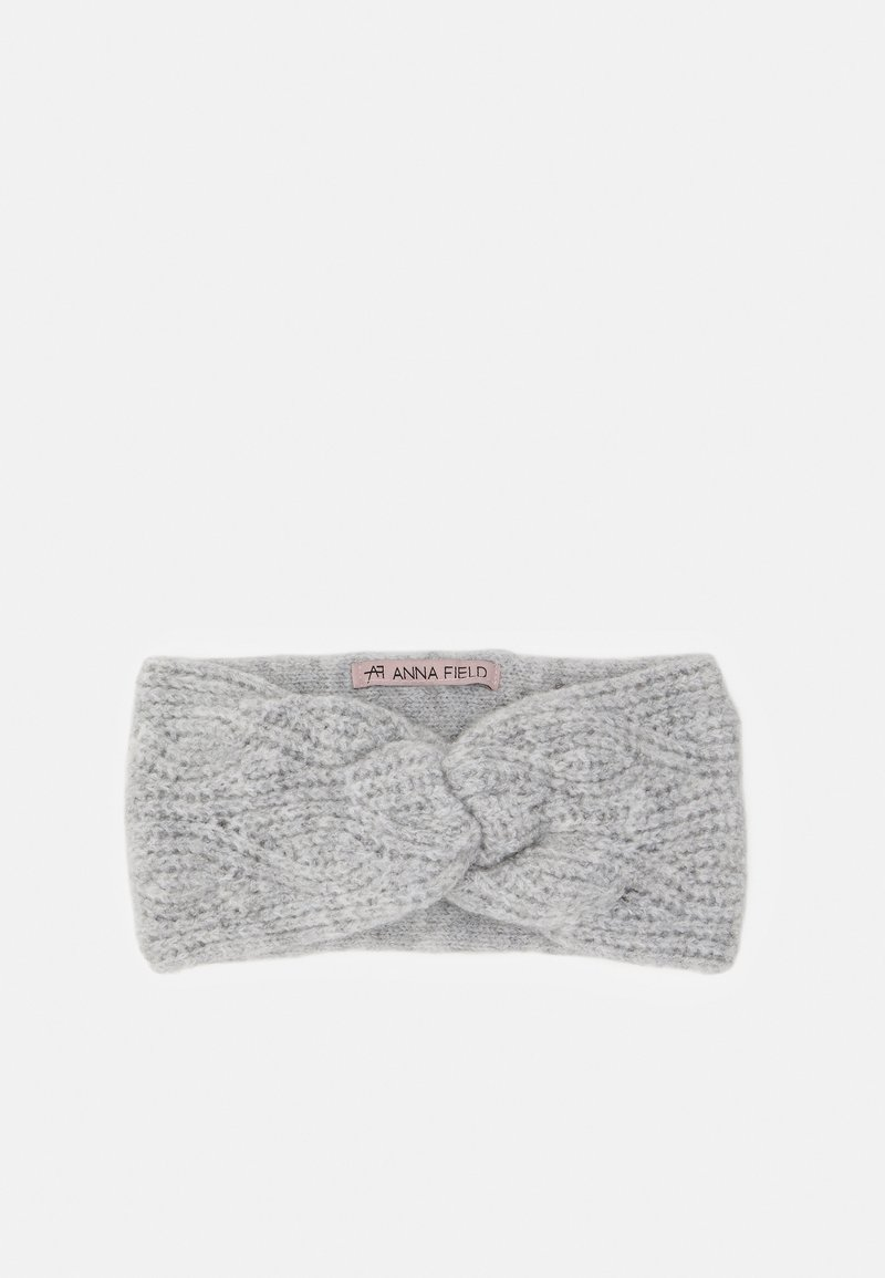 Anna Field - Ear warmers - grey