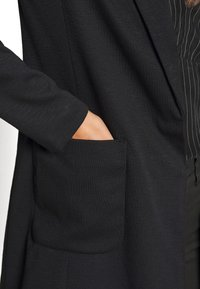ONLY - ONLBAKER SENIA COATIGAN - Blazer - black - 5