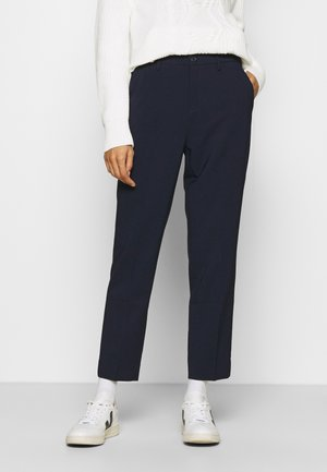 BASIC BUSSINESS PANTS  - Broek - dark blue