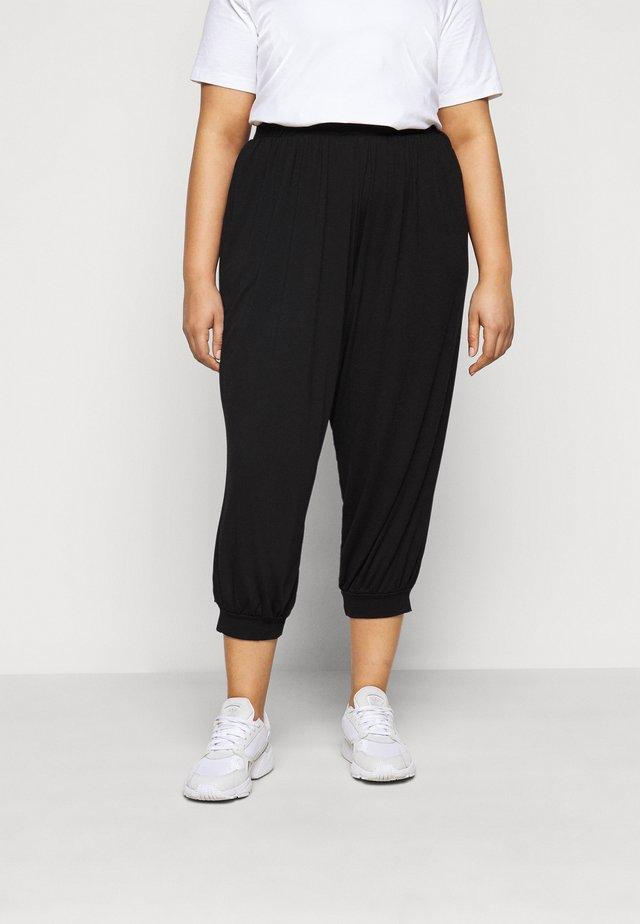HAREM - Pantalones deportivos - black