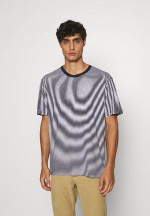 T-SHIRT - T-shirt basique - blue medium dusty