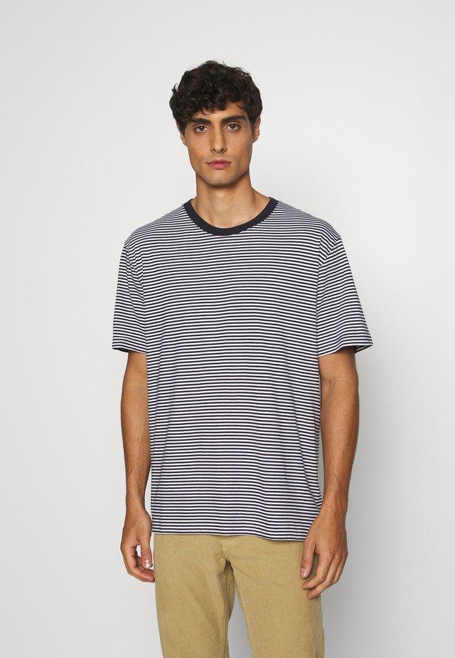 T-SHIRT - T-shirt basic - blue medium dusty