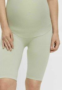 MAMALICIOUS - Shorts - desert sage - 3