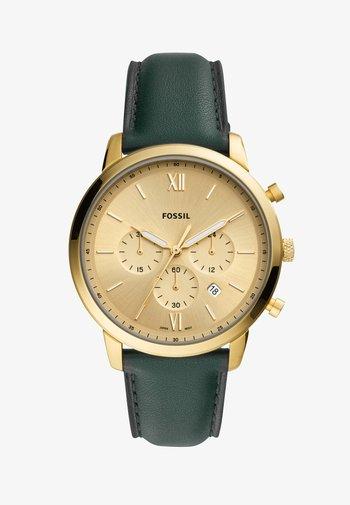 NEUTRA CHRONO - Chronograph watch - green
