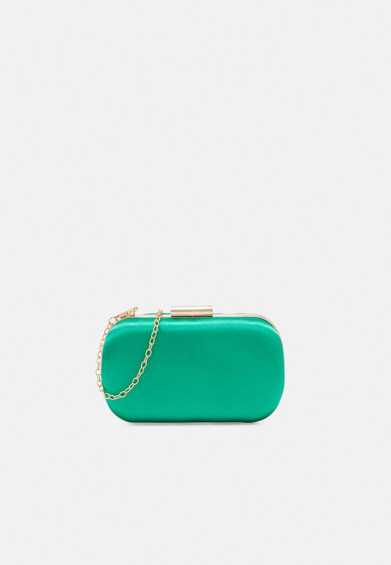 Glamorous - Clutch - emerald green