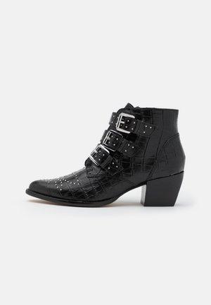 BENNEVIS - Ankle boots - black