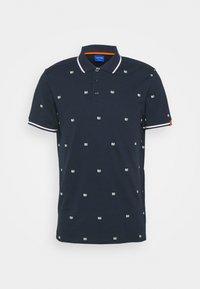 JORLOGON - Polo shirt - navy blazer