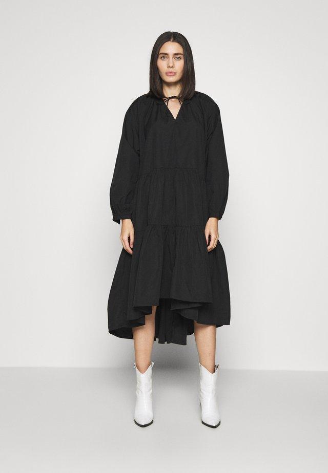 KIZZY - Day dress - black