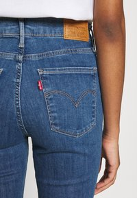 Levi's® - 720 HIRISE SUPER SKINNY - Jeansy Skinny Fit - eclipse mextra - 3