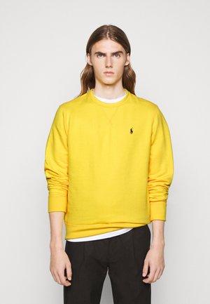 Sweatshirt - athletic gold