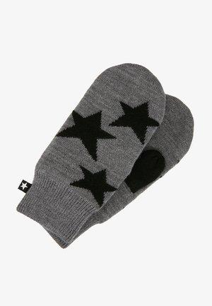 SNOWFALL - Wanten - grey melange