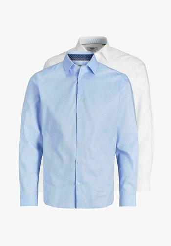 2PACK  - Kostymskjorta - light blue