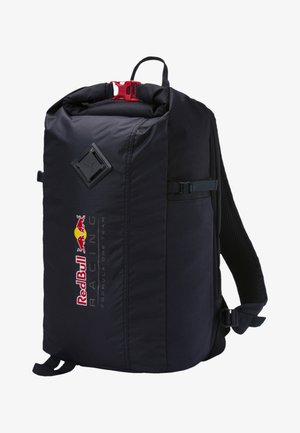 Backpack - night sky chinese red