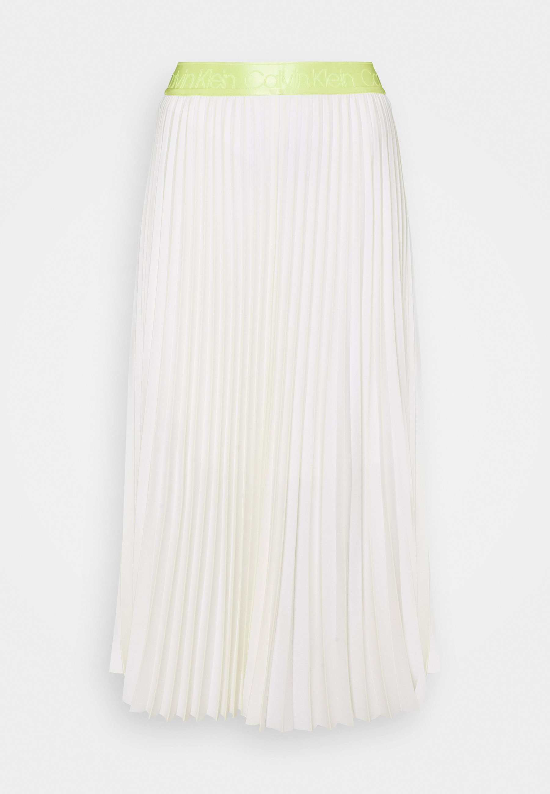 Femme SUNRAY PLEAT TWO TONE MIDI SKIRT - Jupe plissée