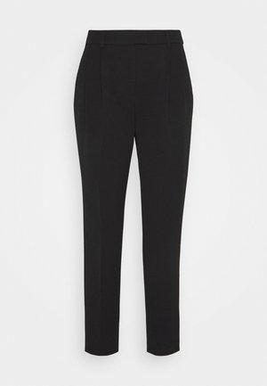 ONLEVILA-LANA CARROT PANT - Trousers - black