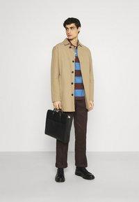Lacoste - Polo shirt - penumbra/turquin blue - 1