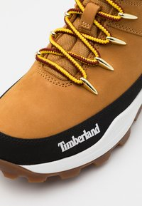 Timberland - BROOKLYN EURO SPRINT - Baskets montantes - wheat - 5
