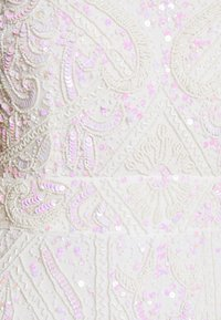 Sista Glam - CHERRY - Společenské šaty - white - 5