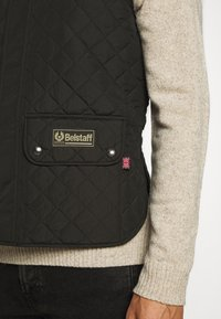 Belstaff - WAISTCOAT - Chaleco - black - 5