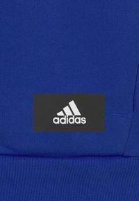 adidas Performance - CREW - Longsleeve - bold blue/white - 2