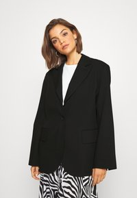 Weekday - RUMI  - Short coat - black - 0