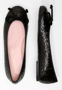 Pretty Ballerinas - KYLIE - Baleríny - black - 2