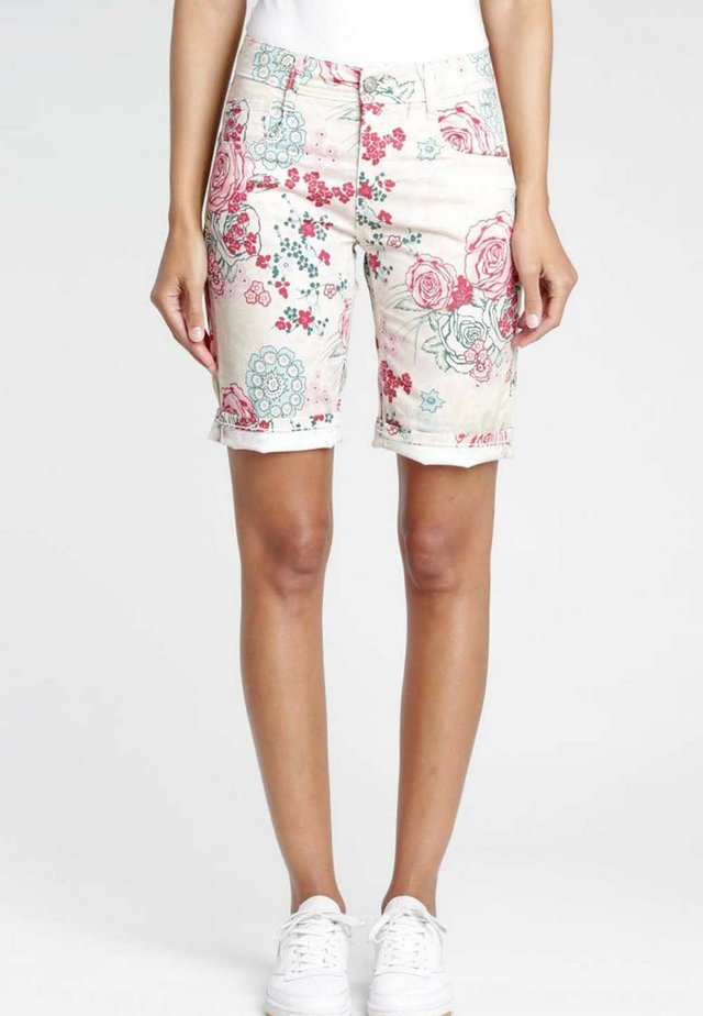 AMELIE - Shorts - nippon cotton white