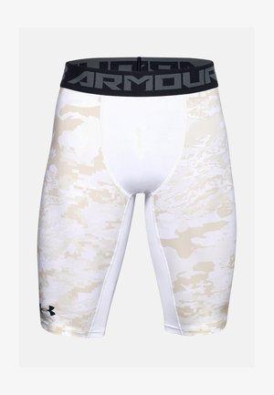 ARMOUR - Leggings - white