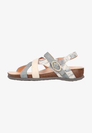 Sandals - jeans/kombi