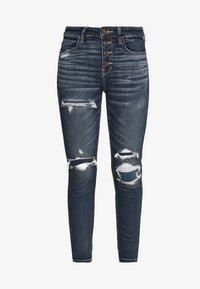 American Eagle - Jeans Slim Fit - faded indigo - 3