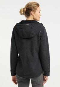 Schmuddelwedda - Outdoor jacket - dunkelgrau melange - 2