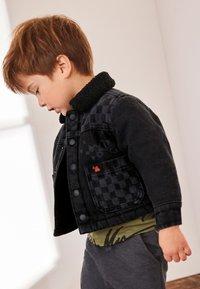 Next - Denim jacket - grey denim - 0
