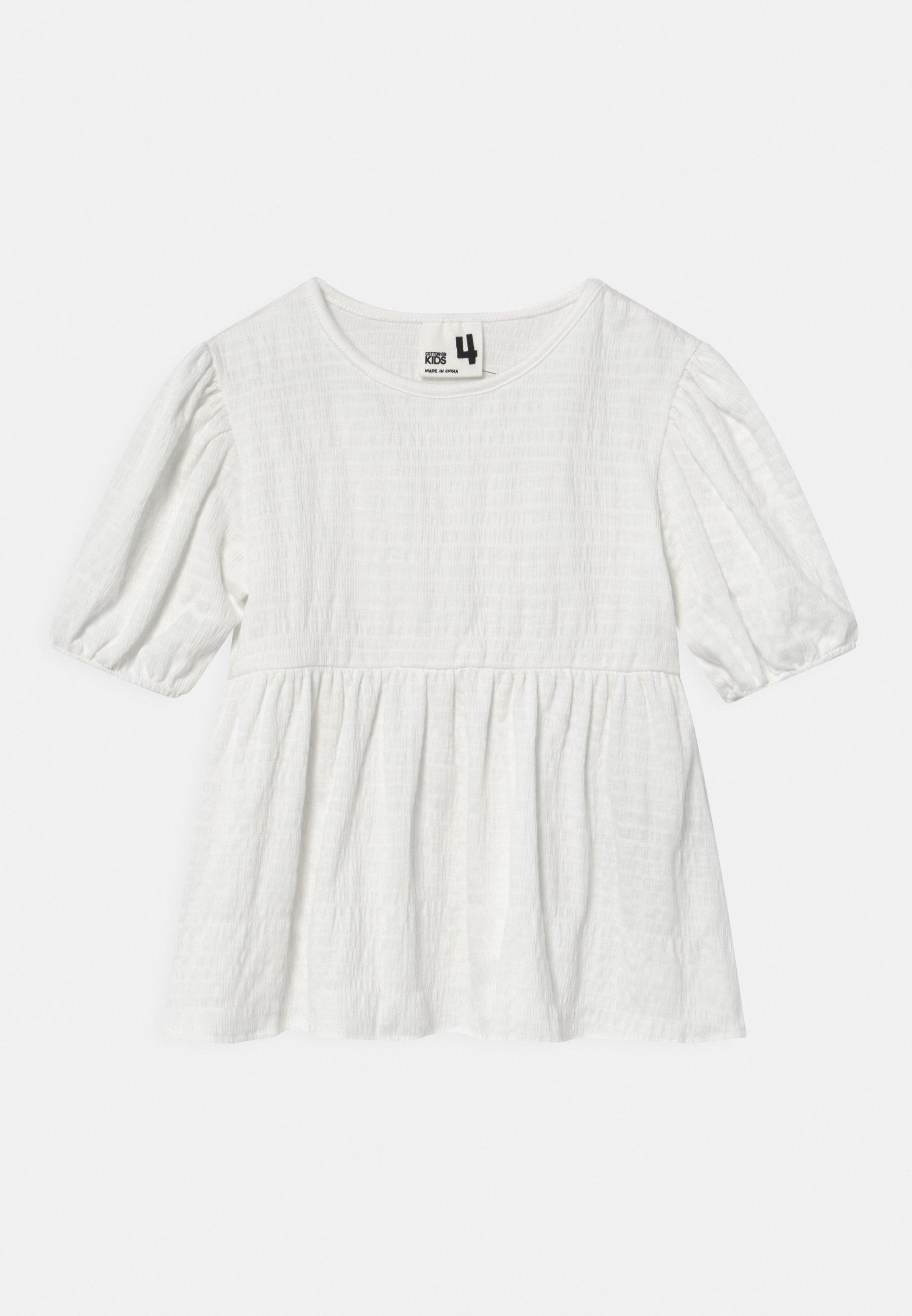 Kids CARLA PUFF SLEEVE - Print T-shirt