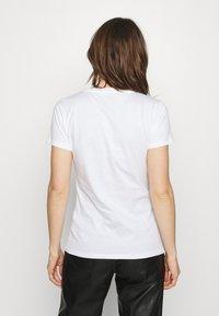 Liu Jo Jeans - Print T-shirt - white - 2