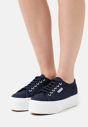 2790 UP & DOWN - Sneakers basse - navy/white